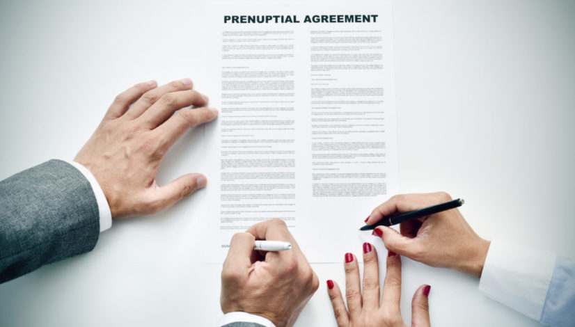 Prenuptial Agreement Set Aside Frederic Foster Law