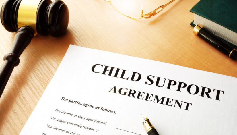 out of state orders of child support